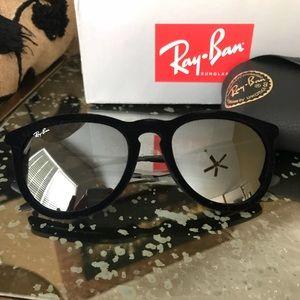 Ray-Ban Accessories - Brand new in box Erika Velvet Rayban Sunglasses